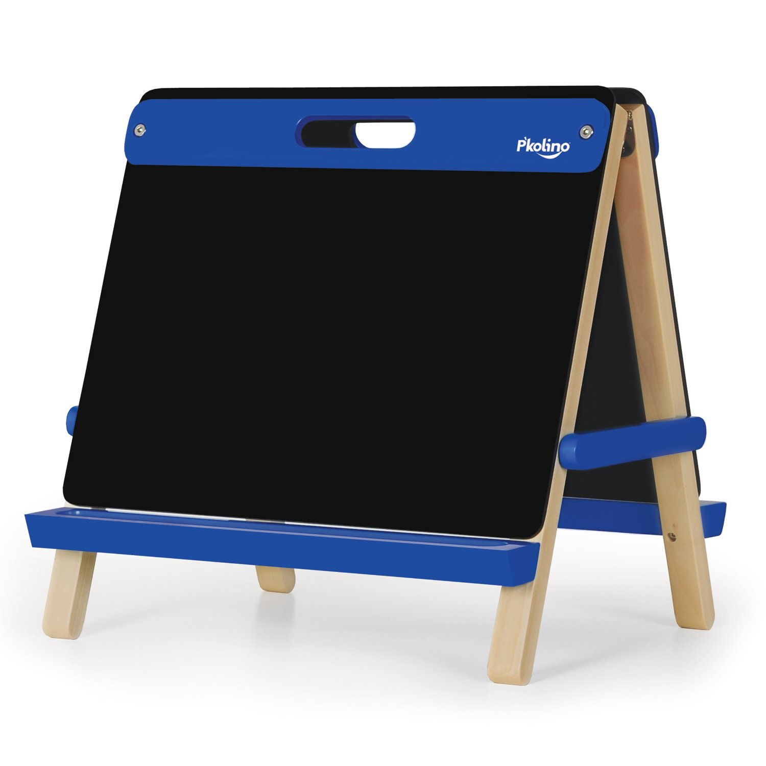 P\'kolino Table Top Art Easel – Cobalt | The Discovery Depot ...